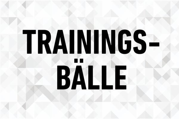 Trainingsbälle