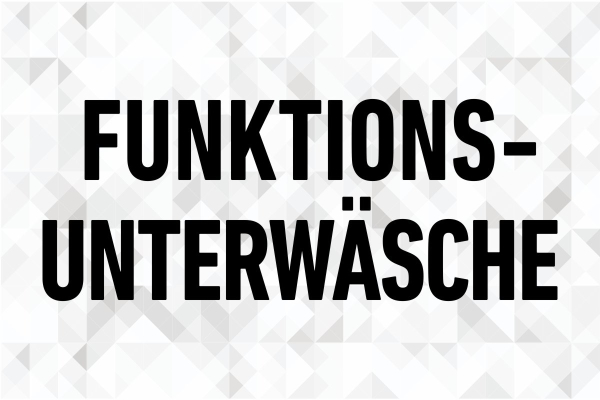 FUNKTIONSUNTERWÄSCHE