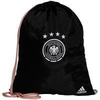 Adidas FUSSBALL GERMANY DFB GYMNASTIKBEUTEL carbon/white