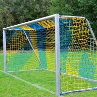 Jugendfußball-Tornetz 5,15 x 2,05 m zweifarbig