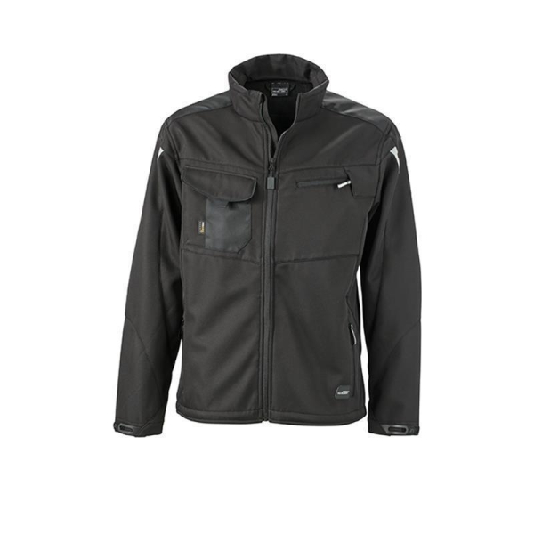 JN Workwear Softshell Jacket - STRONG -
