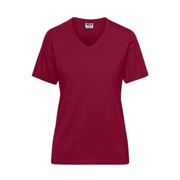 JN Ladies BIO Workwear T-Shirt - SOLID -