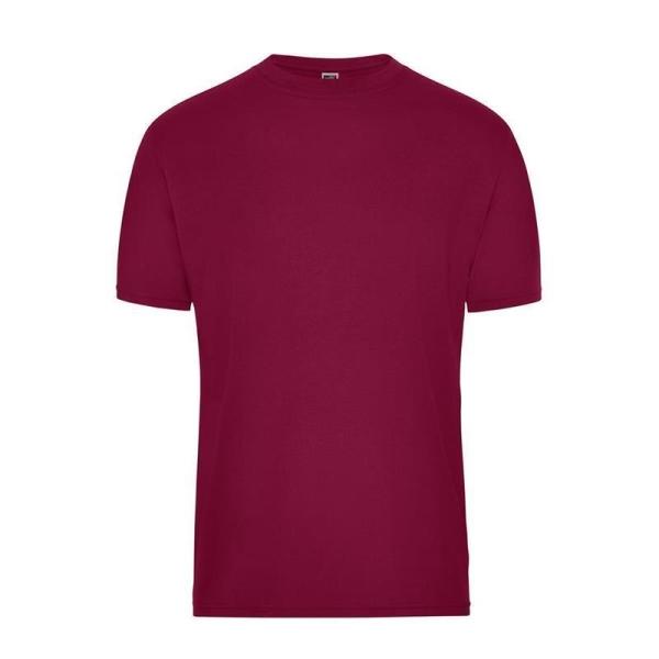 JN Mens BIO Workwear T-Shirt - SOLID -
